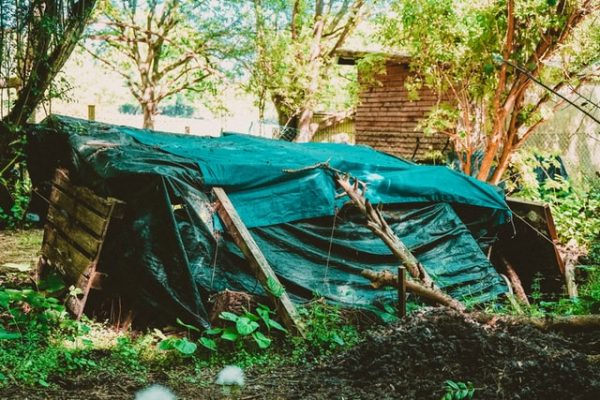Survival shelters How to build them in the wild