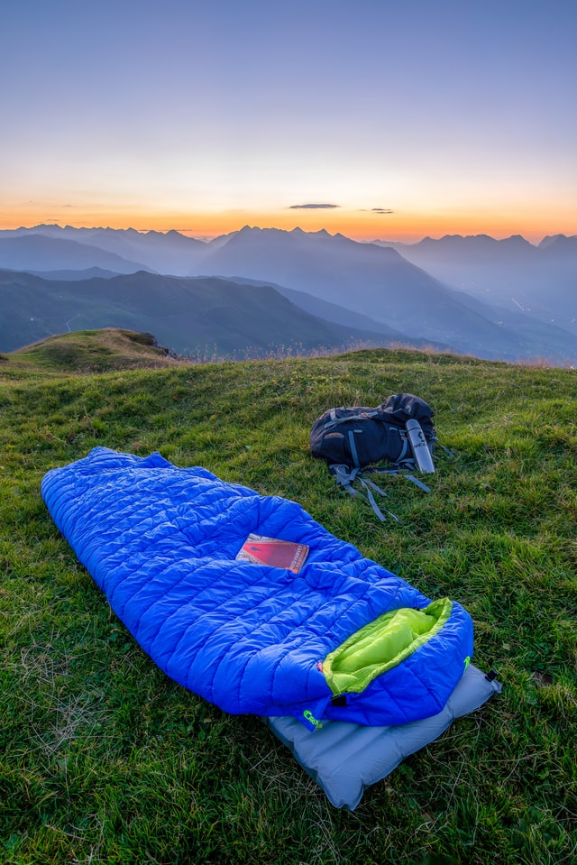 Choose your sleeping bag wisely
